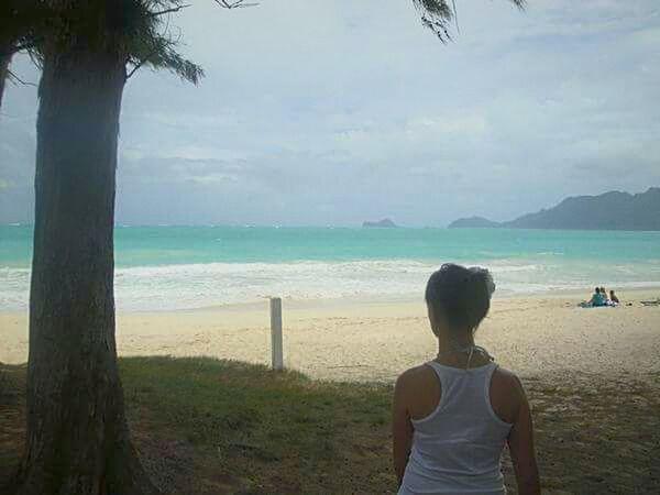 An Hawaiian Paradise Hawaii Life Ocean❤ Oahu Bellows Beach Water_collection