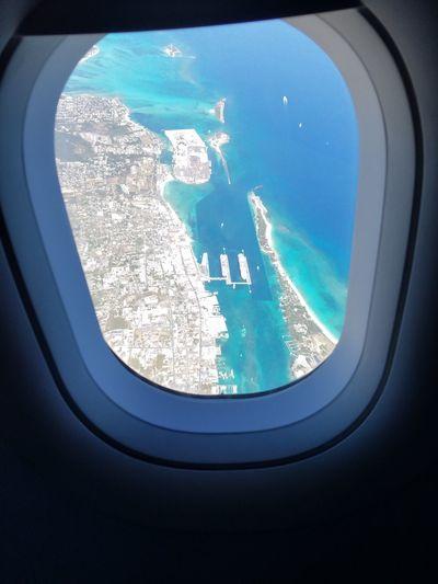 Airplane window. First Eyeem Photo
