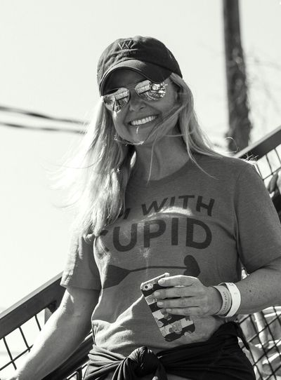 Cupidsundiesrun Imwithcupid Cupidsundierunatx Peoplephotography People Of EyeEm Blackandwhite EyeEmTexas