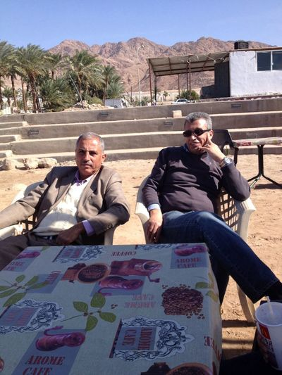 الجمعة, 31 كانون ثاني, 2014 Friday, 31 January, 2014 Beach of Aqaba The Red Sea