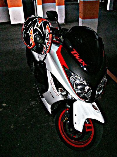 my Tmax Motorcycle Motorsport Malossi