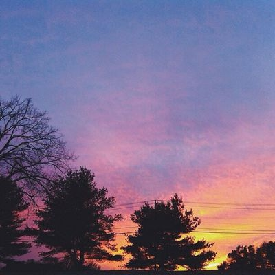 Vscocam Chasingsky Chasingnature Chasinglight instanature nature skyporn cloudporn sunset shelton connecticut