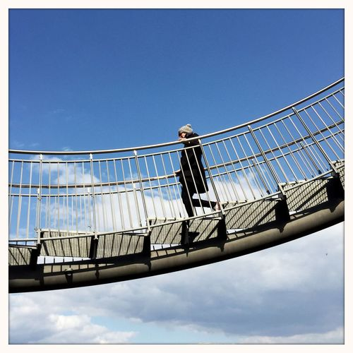 Landmark Tiger And Turtle Urban Landscape Balancing Act Top Of The Pott's Stairways
