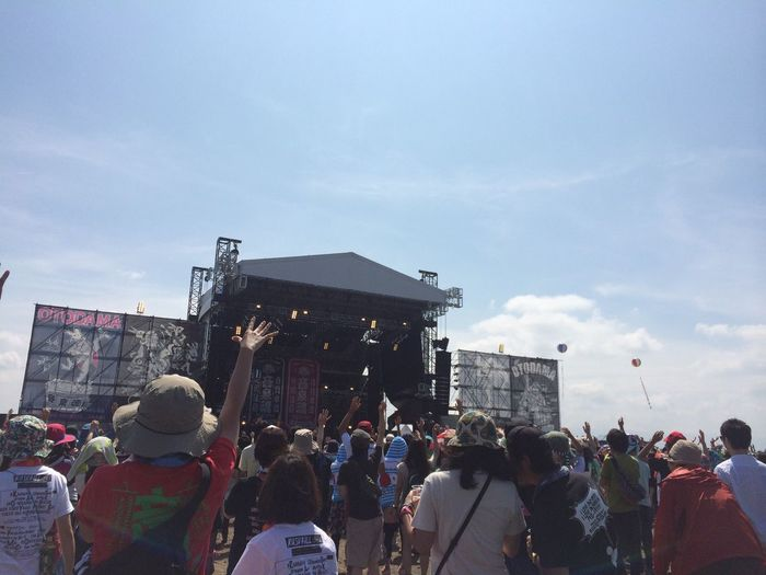 Osaka,Japan Fes Good Music