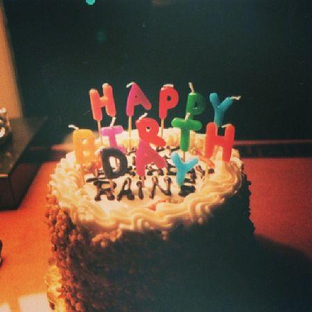 生日快乐 HappyBirthday 17岁 20140927 我17岁了!!!