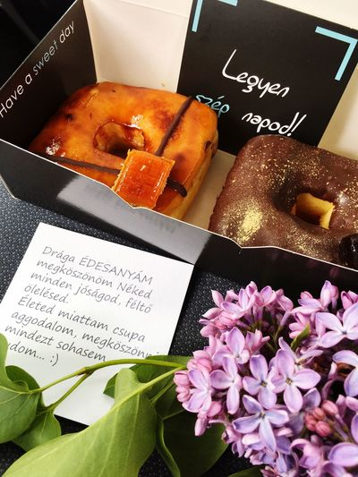 Mothersday Donuts Donutbox Cherrybrandy Dobos Torta Haveasweetday Dolci Sweet Sweetday Delicious Formymom Withlove EyeEm Nature Lover Organ Donut Time! Theboxdonut Hellobudapest Budapest