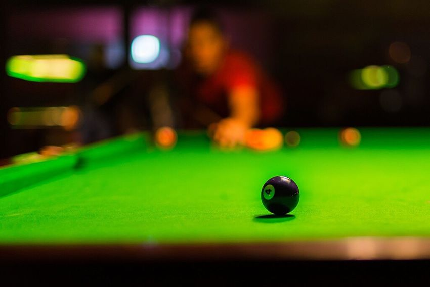 The Red Triangle Snooker Room Hidden Gems  Fitzroy Melbourne Bokeh Bokeh Photography Bokehlicious Pool Nikon Lowlight Poolhall