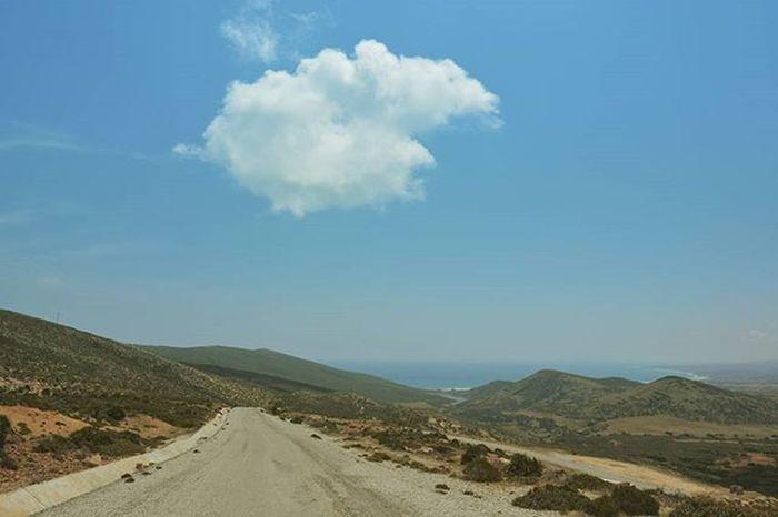 Tunisia IgersTunisia Cloud Sky Sea Mountain Wikilovesearth Valley Wletn2016 Wle2016 نهارنا تحفون :) يا ربي العمال عليك :)