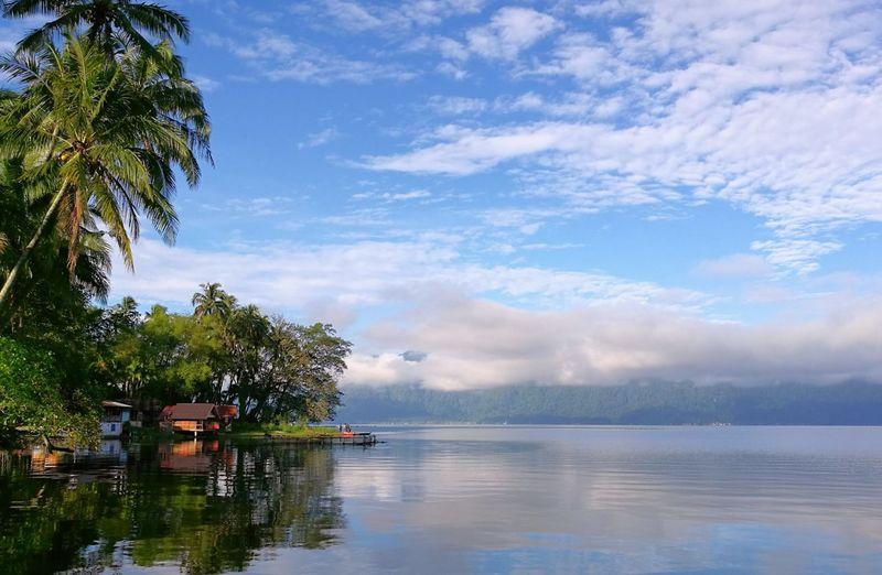 Lake Maninjau - Indonesia