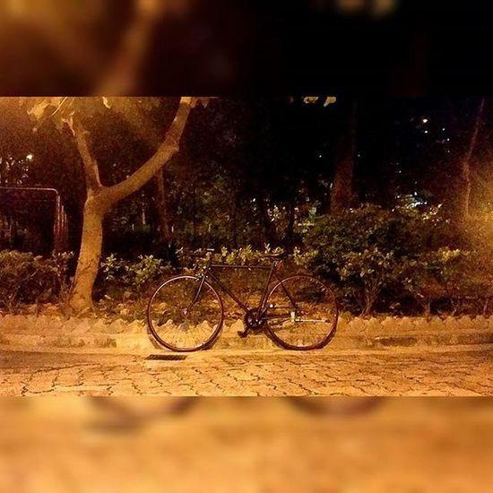我架紫杉有d塵s,係時候要同佢吹吹風😊 Bike Bikelife Fixedgear Fixedgears Fixedgearbike 紫杉醇