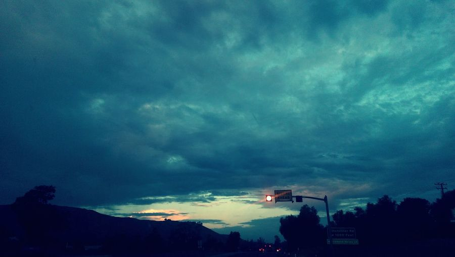 Taking Photos Dawn A New Day Enjoying Life HTC California Heavy Edit