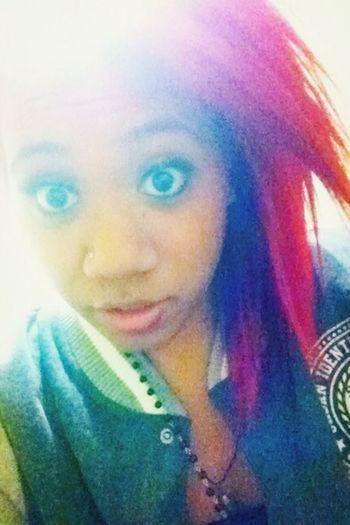 Taking Photos Selfie ✌ Red Hair ❤ Big Smiles