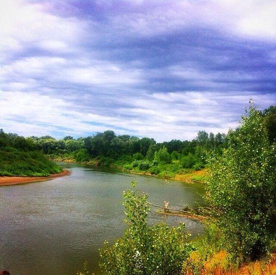 River Samarka