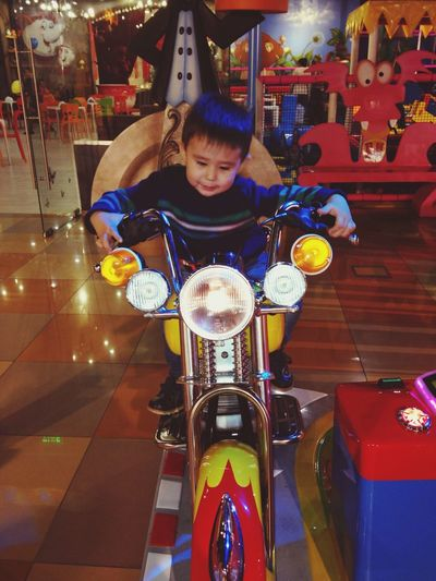 Mybaby❤ Babyboy Botakan