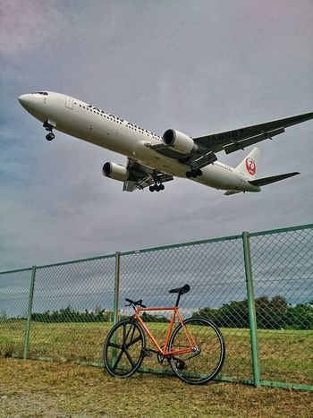Fixedgear Airplane Pista Njs