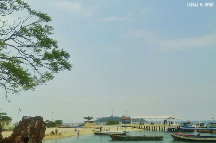 Landscape Beach Sky And Sea EyeEm Indonesia