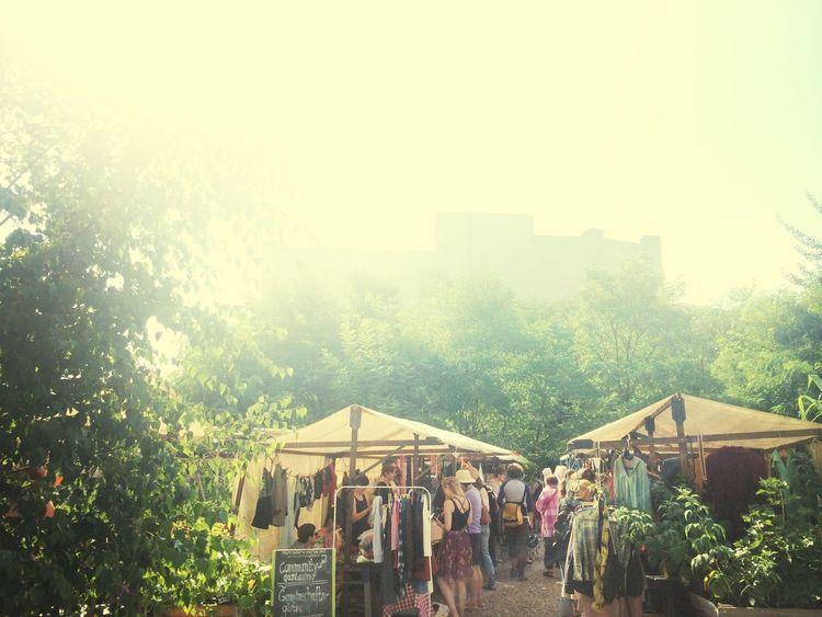 Sundays are for Flea Markets