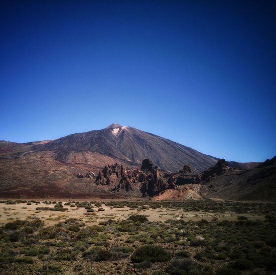 Mount Teide,