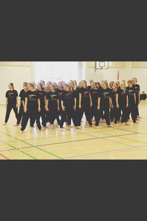 Girls Denmark Gymnastics Sport