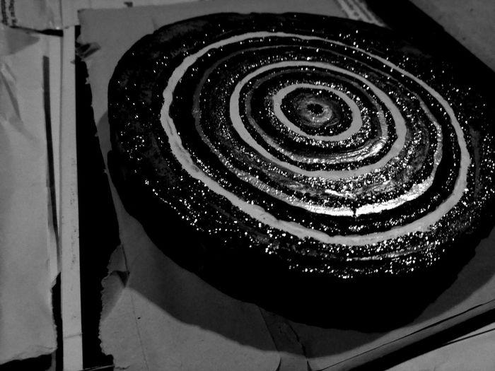 Alittlepieceoftime Art Mandala Painting Universe Stars Dreamworld Spiral DIY