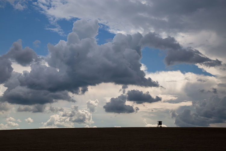 Cloudscape Cloudy Landscape_Collection Thuringen Thuringia Beauty In Nature Cloud - Sky Clouds And Sky Day Field Landscape Landscape_photography Nature No People Outdoors Scenics Sky Tranquil Scene Tranquility