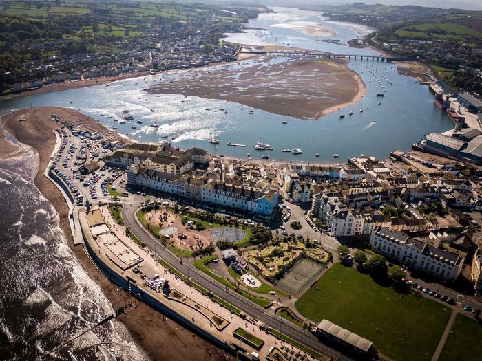 Teignmouth skies Teignmouth Birdseyeview Dji Drone  Drone Photography Droneshot High Angle View Day Water City Nature Aerial View Land Architecture Beach Sunlight Outdoors Sea Shadow