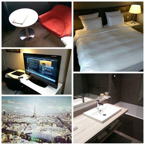 Hotel Pullman Paris Montparnasse - Das Bett vermisse ich jetzt schon. ? HotelPullman Paris