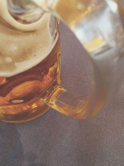 Beer Oktoberfest Big Beers Empty Glass