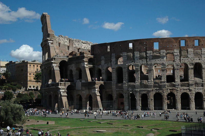 Ancient Ancient Civilization Archaeology Built Structure Colosseum History Large Group Of People Old Ruin The Past Tourism Tourism Attraction Travel Travel Destinations Vacations