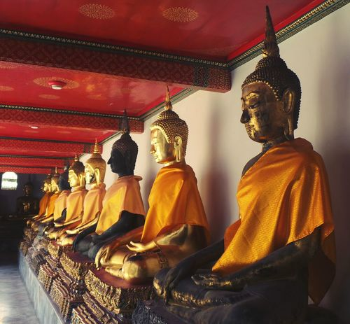 Bangkok Street Photography Wat Po Buddhist Temple Thailand Travel Photography Just Looking Buddha Statue