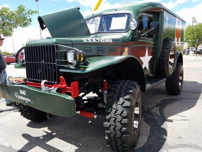 Panel Wagon