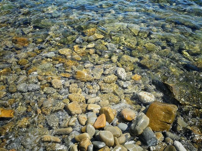 Abundance Atmosfer Backgrounds Beauty In Nature Campania Italy Enjoying Life Sky Day Full Frame Geology Geometry Large Group Of Objects Moss No People Outdoors Pebble Physical Geography Punta Licosa Rock Rock - Object Romanticismo Rough Stone Stone - Object Stone Wall Textured