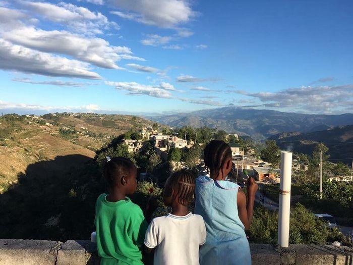 Haiti Haiti Poverty Mountains Beautiful Nature Jesus Mission Trip Beautiful Children Children Haitian Haitian Beauty