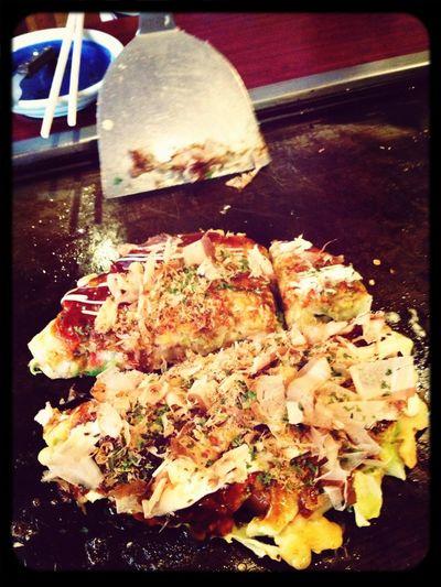Okonomiyaki:)