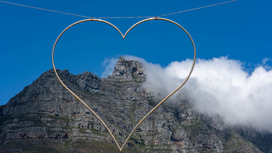 Love the table mountain