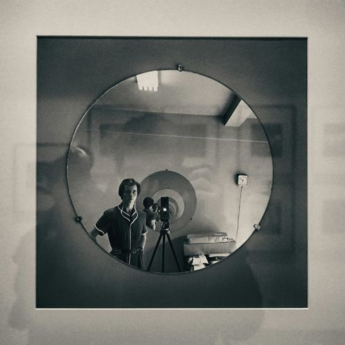 Another photo about Vivian Maier | Vivian Maier My Hero Milano Exposition Black And White Better Look Twice Reflection Getting Inspired EyeEm Italy |