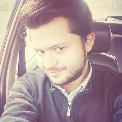 Its selfiee time !! :)