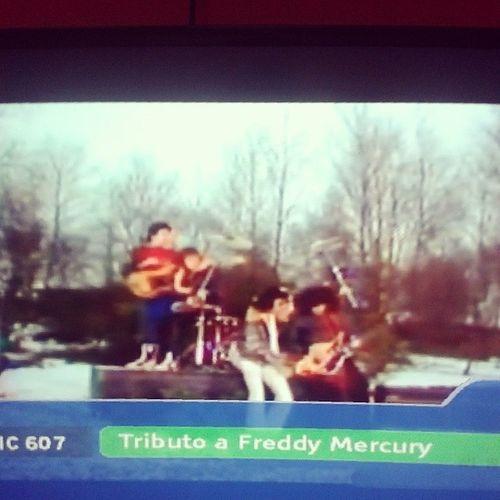 Tributo Freddiemercury RockU DONTSTOPMENOW CrazyLittleThingCallLove ReadyFreddie leyendamusical QUEEN itsNotEasyLivingOnMyOwn breakFree