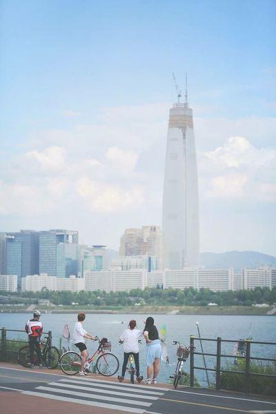 Lotteworld Tower Streetphotography Snapshot Han River