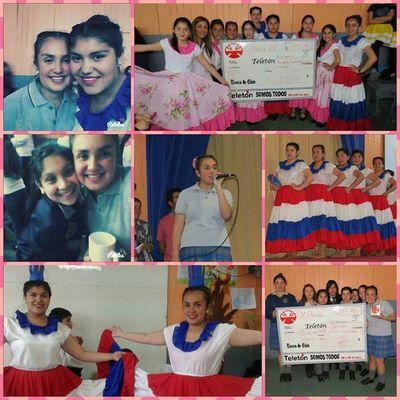 Resumen de hoy dia de locos 1 jajaja Picsart Instachile Nice Danza Dance Sing Amigas Teletón2014 Teletonsomostodos