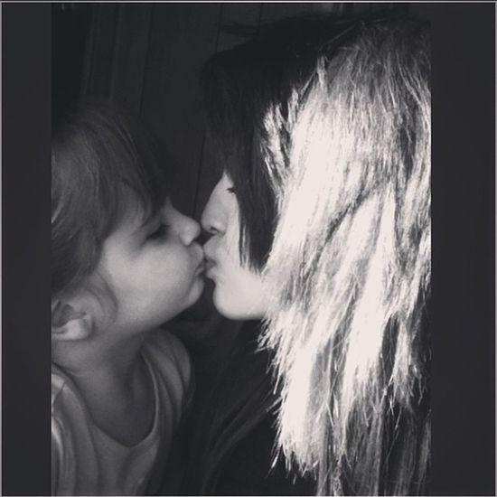 Kisses Leea Mybabysister Shescute  awh