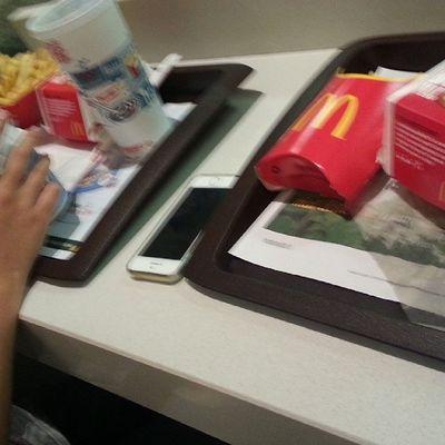 Dinner Mcdonalds