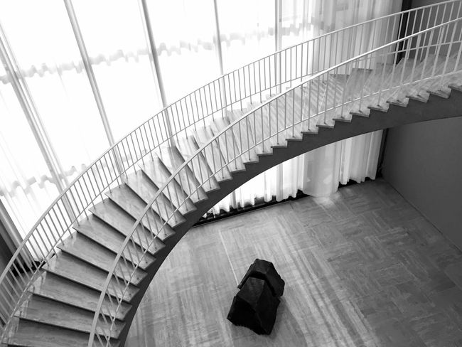 Blackandwhite IPhoneography Stairs Where Does It Lead? Let's See The Architect - 2016 EyeEm Awards