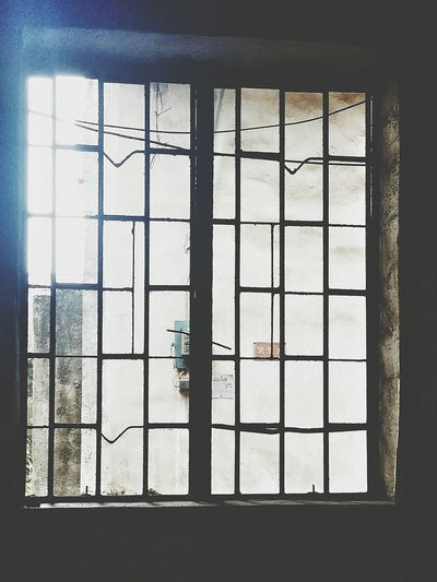 Window mother's second Childhood Home 1930s or 1940s Village Jiangmen Guangdong China Travelphotography