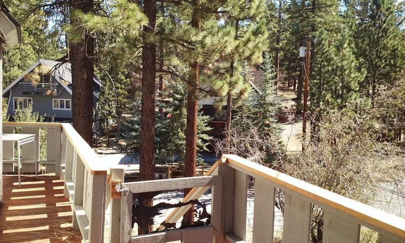 Big Bear Built Structure California Chilling Day Houses And Windows Nature No People Outdoor Photography Peace Photography Sky Taking Photos Taking Pictures Tree Tree House