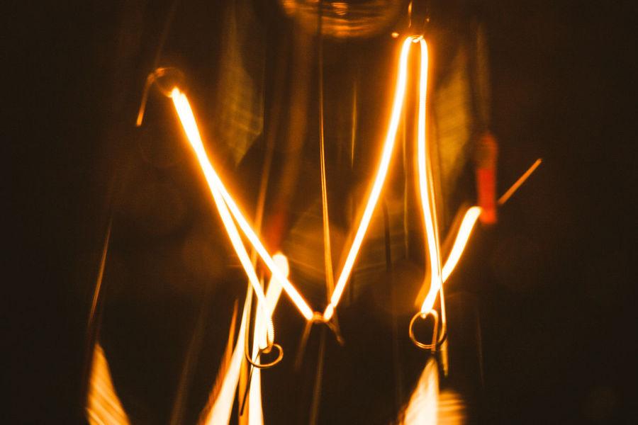 Black Background Close-up Darkness Edison Bulb Edison Bulbs Edison Light Bulb EdisonLight Filament Filament Light Filament Lights Filaments Glowing Illuminated Lit Macro Macro Beauty Macro Photography Macro_collection Orange Color