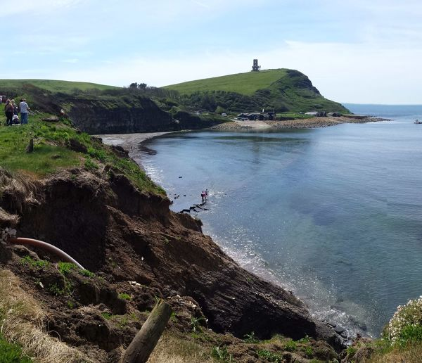 Clavell Tower Kimmeridge Bay Hen Cliff BH20 5PF Jurassic Coast Landmark Trust Isle Of Purbeck P D James The Black Tower Dorset, England The Style Council Boy Who Cried Wolf