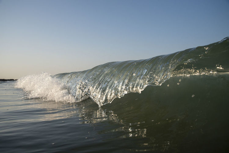 Sea Water Wave
