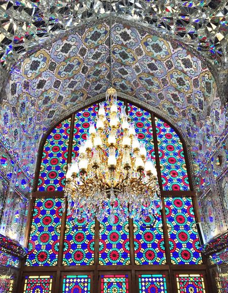 Shiraz, Iran Shīrāz Iran Colors Mosque Iranian Eyemgallery Mozaik Verynice Taking Photos Take Photos Travel Traveling Travel Photography Fotografia Reflection Glamour