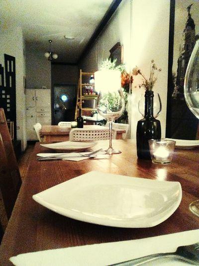 Restaurante Nanai. Madrid. Dinner Eating Great Atmosphere Good Service Relaxing
